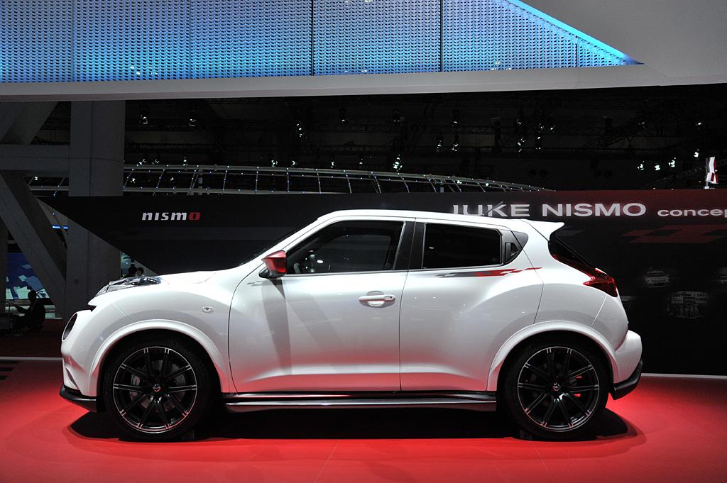 2011 Nissan Juke Nismo Concept SuperCarsnet
