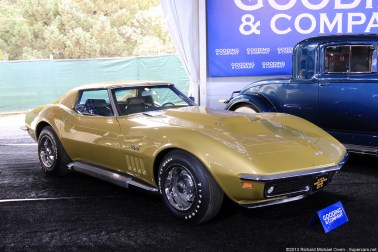1968 Chevrolet Corvette Stingray L88 Coupe