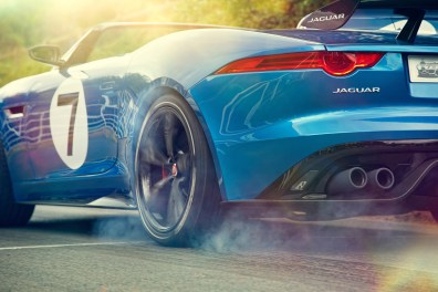 2013 Jaguar Project 7