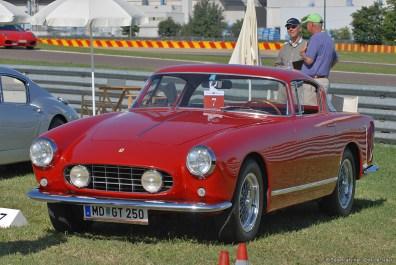 Ferrari's 60th Concorso d'Eleganza
