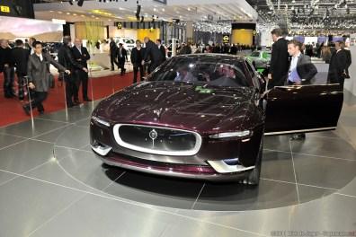 2011 Jaguar Bertone B99