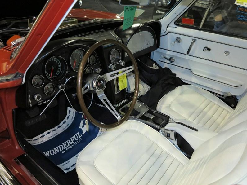 1967 Chevrolet Corvette Sting Ray L71 427/435 HP