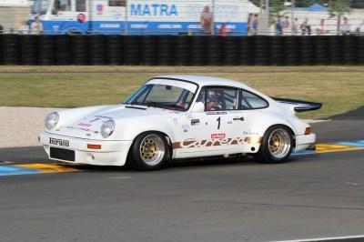 1974 Porsche 911 Carrera RSR 3.0 Pics & Information