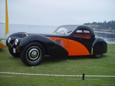 1936→1938 Bugatti Type 57S Atalante