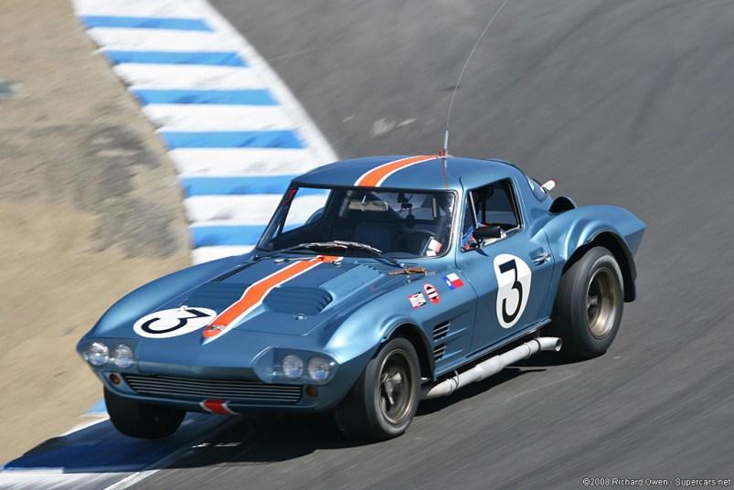 1962→1964 Chevrolet Corvette Grand Sport