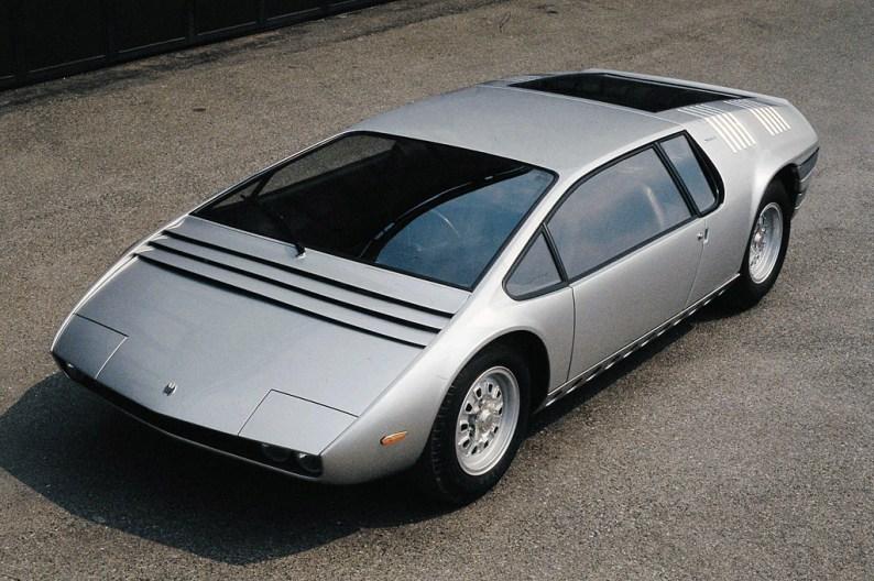 1968 Bizzarrini Manta Concept