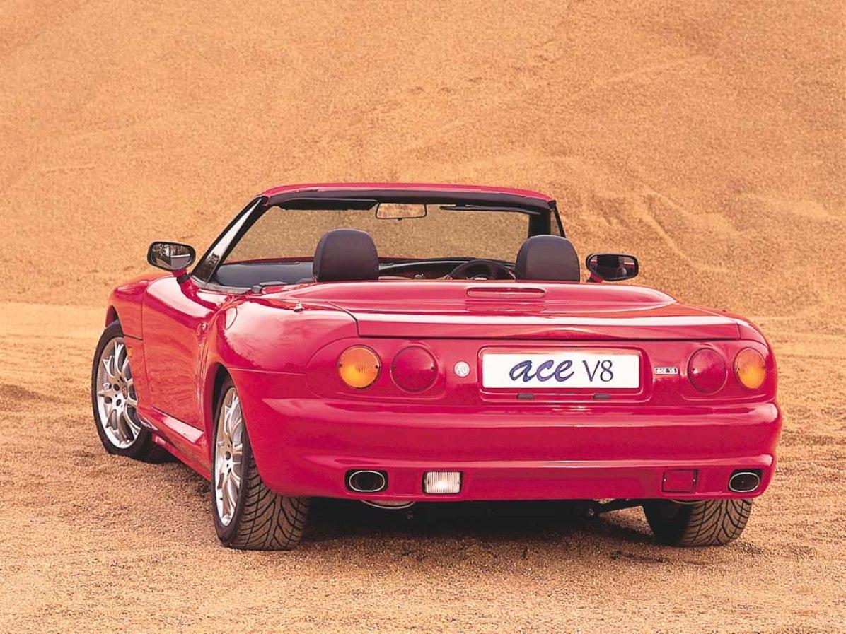 1998→2000 AC Ace