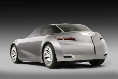 2006 Acura Advanced Sedan Concept
