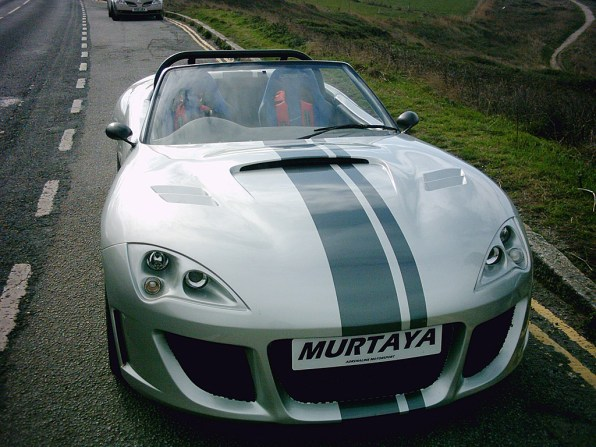 2006 Adrenaline Motorsport Murtaya