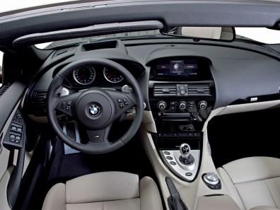 2007 BMW M6 Cabriolet