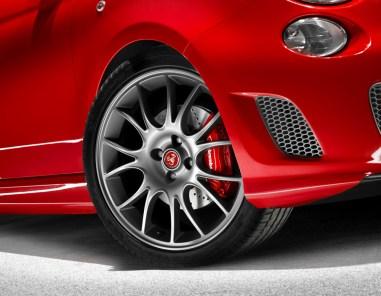 2009 Abarth 695 'Tributo Ferrari'