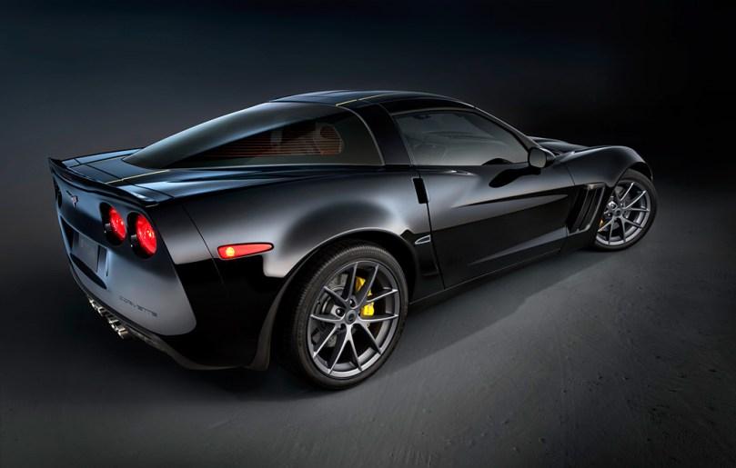 2010 Chevrolet Corvette Jake Edition