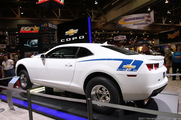 2011 Chevrolet COPO Camaro