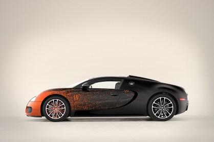 2012 Bugatti 16/4 Veyron Venet