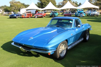 1965 Chevrolet Corvette Sting Ray Coupe L78 396/425 HP