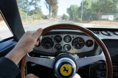 1970 Ferrari 365 GTB/4 Daytona Spider