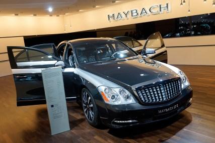 2011 Maybach 57 S Edition 125!