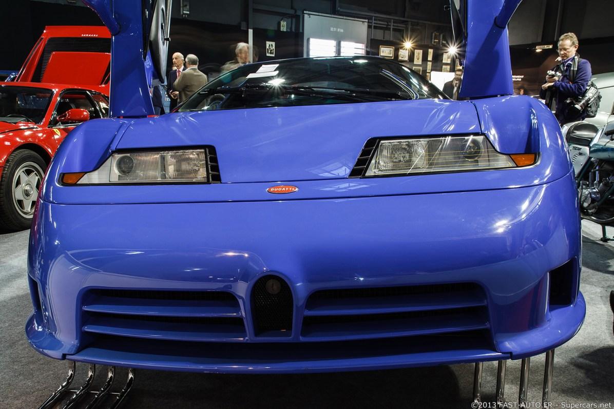 1992 Bugatti EB110 SS