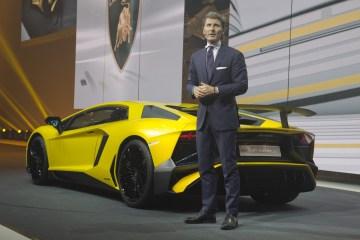 2015 Lamborghini Aventador LP 750-4 Superveloce Gallery