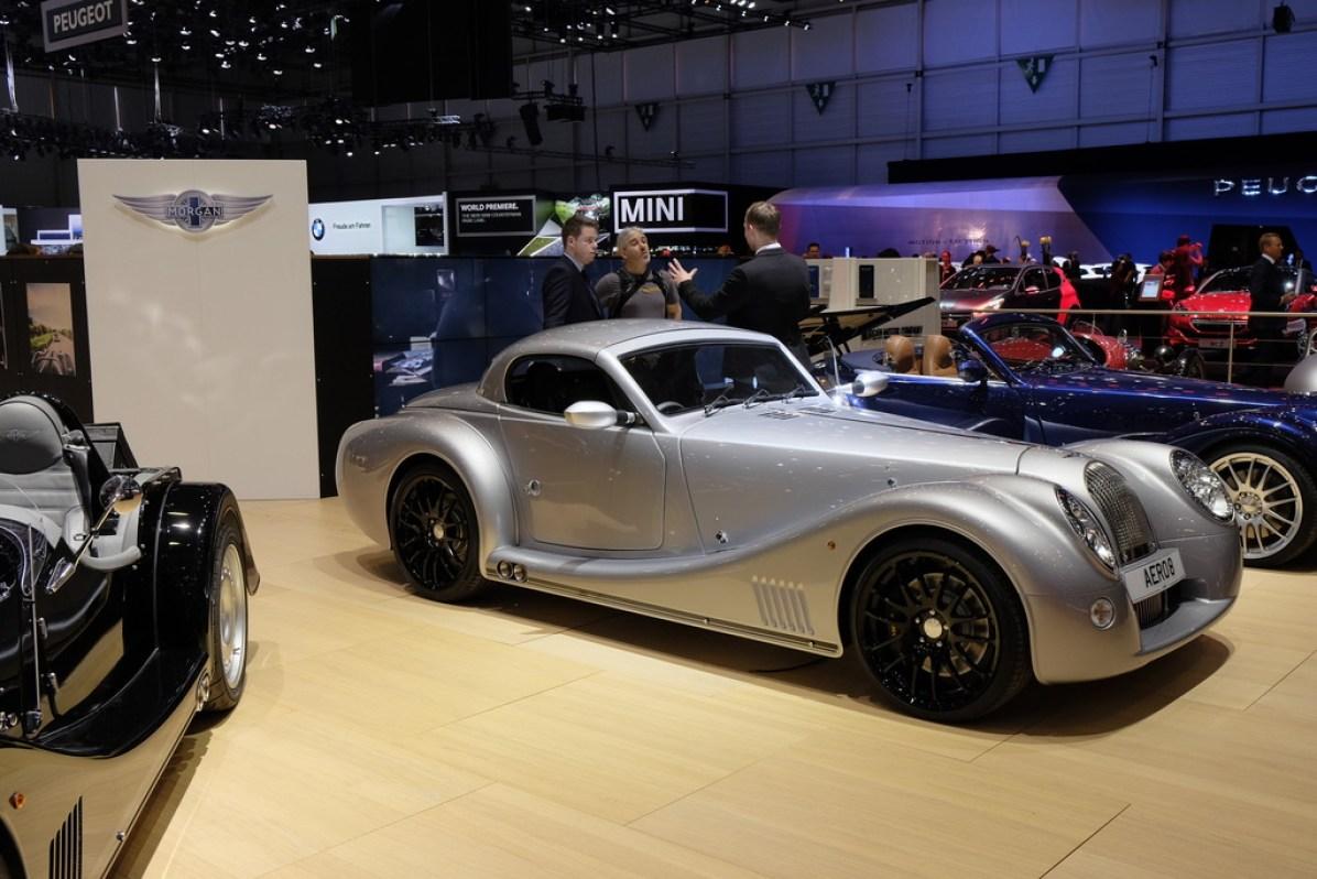 2012 Morgan Aero Coupe