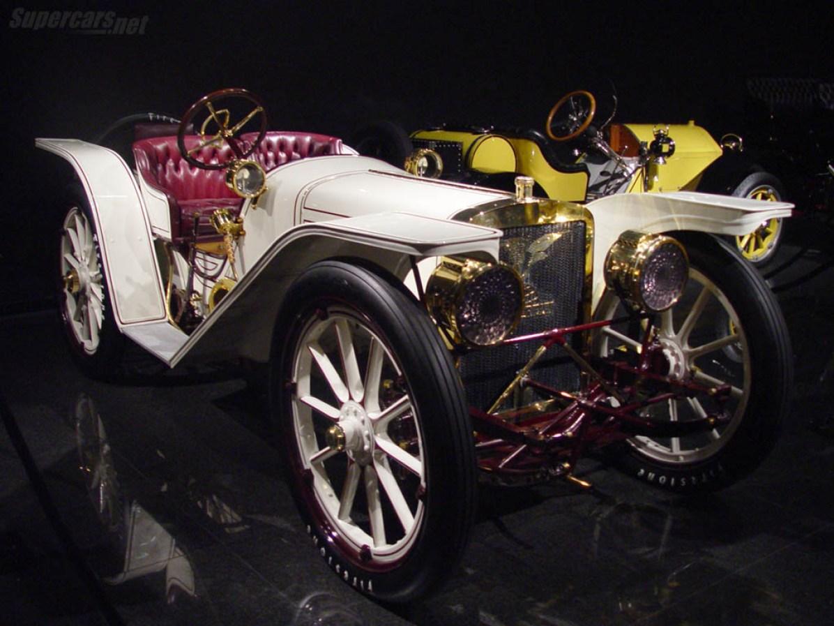 1908 American Underslung Roadster