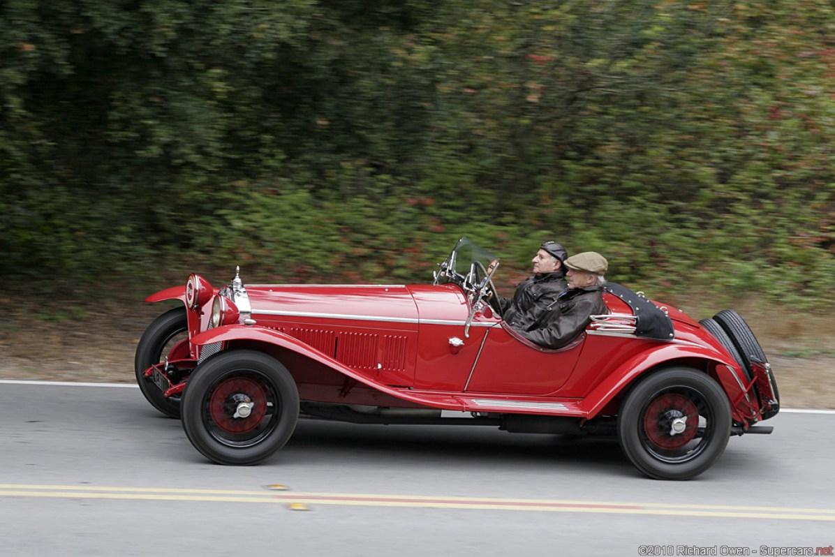 1929 Alfa Romeo 6C 1750 Super Sport