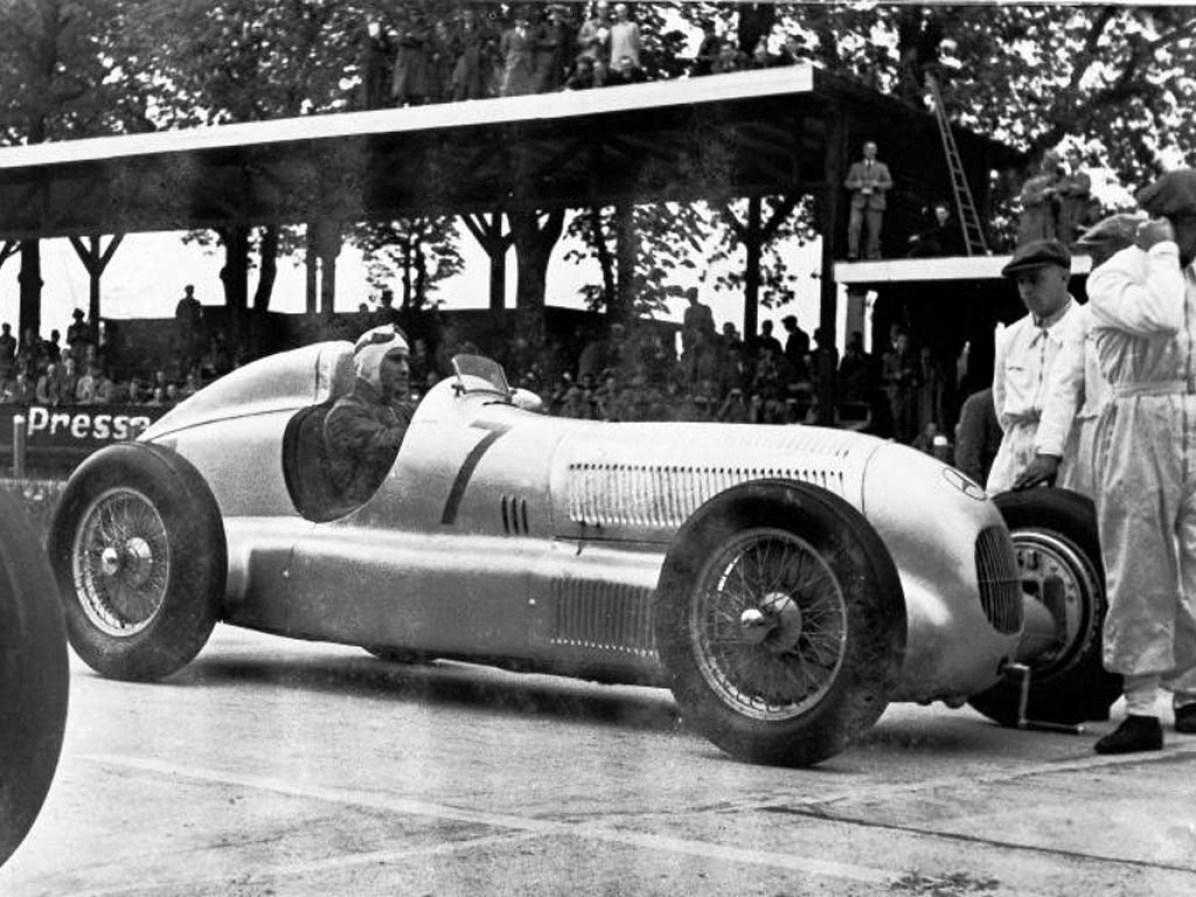 1935 Mercedes-Benz W25C