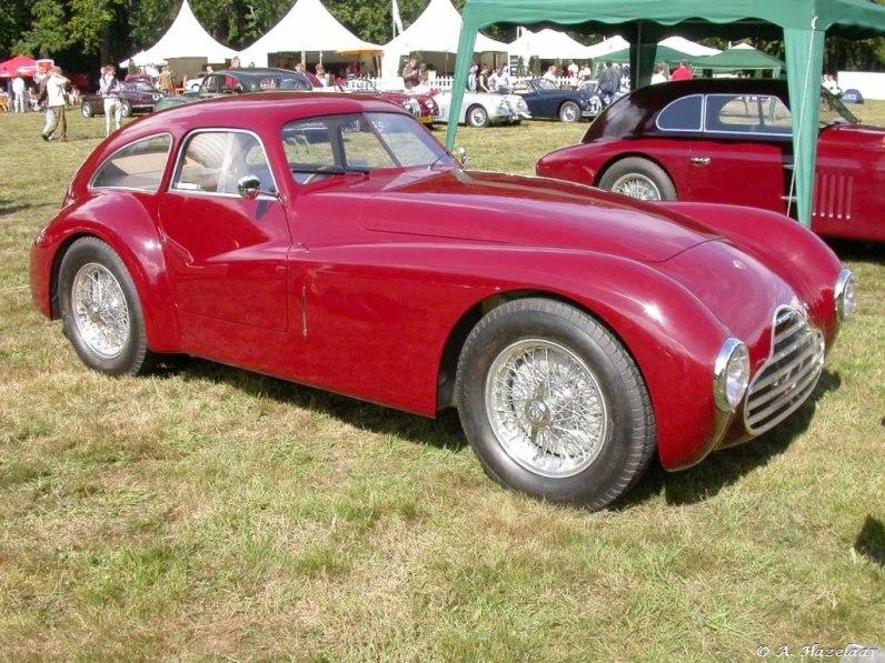 1946 Alfa Romeo 6C 2500 Competizione
