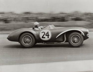 1953→1955 Aston Martin DB3S
