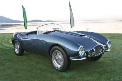 1954 Aston Martin DB2/4 Bertone Spider