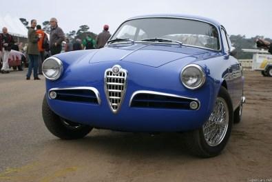 1956 Alfa Romeo Giulietta Sprint Veloce Alleggerita