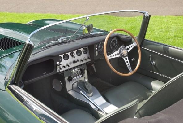 1961 Geneva Launch Car