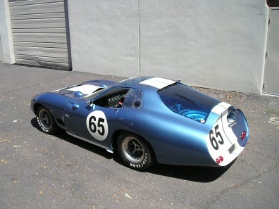 1965 Shelby Cobra Daytona 427 Super Coupe