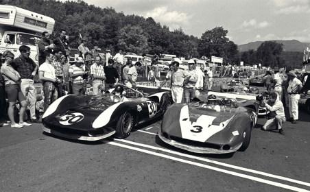 1966 Lola T70 MkII Spyder