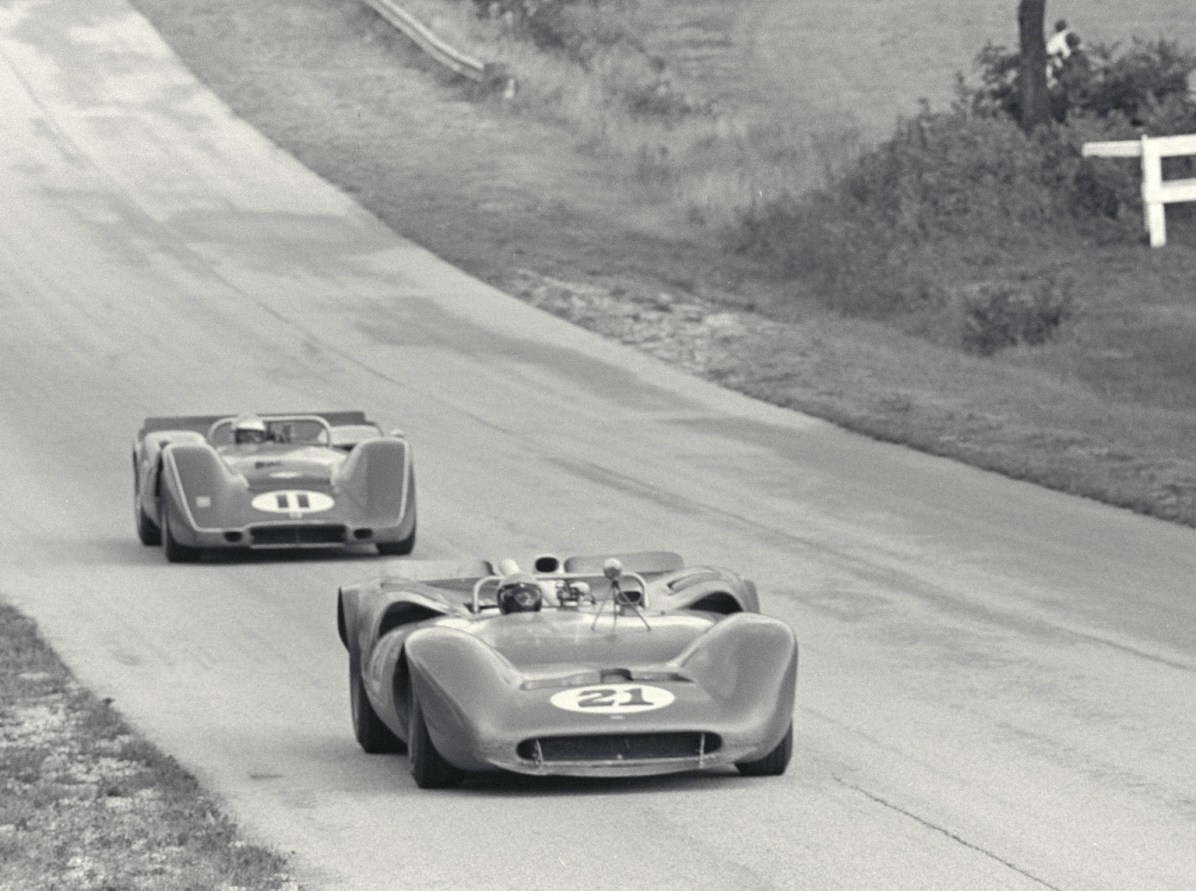 1967 Lola T70 MkIII Spyder
