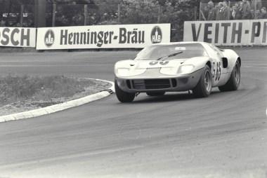 1968 Ford GT40 Mark I 'Gulf Oil'