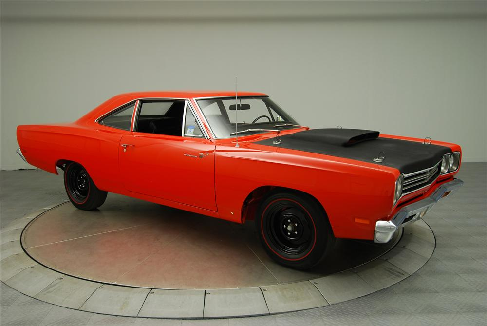 Project Cars Wallpaper Red 1969 1969 Plymouth Road Runner 440 A12 Review