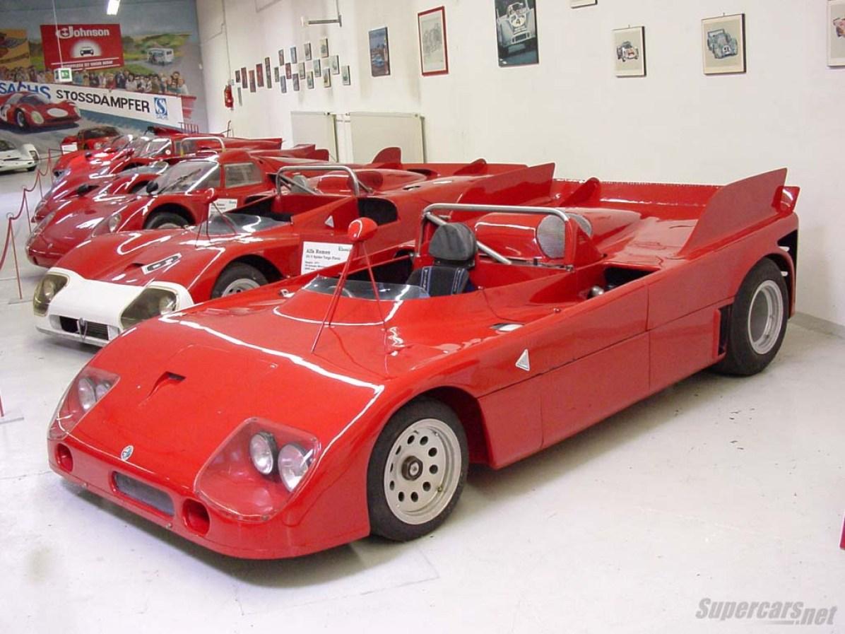 1973 Alfa Romeo 33-3 TT