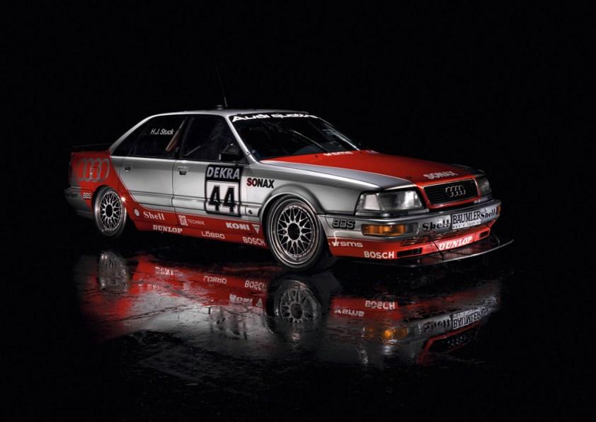 1990 Audi V8 Quattro DTM