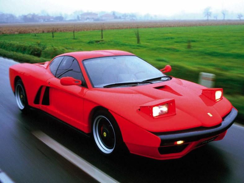 1993 Ferrari FZ93