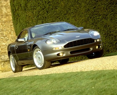 1994→2003 Aston Martin DB7
