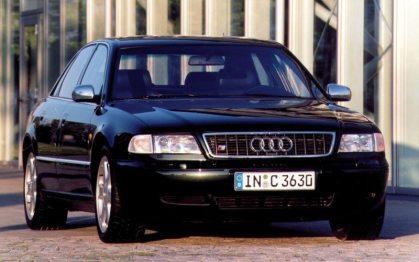 1996→1999 Audi S8