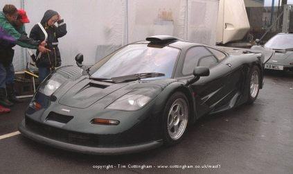 1997 McLaren F1 GT