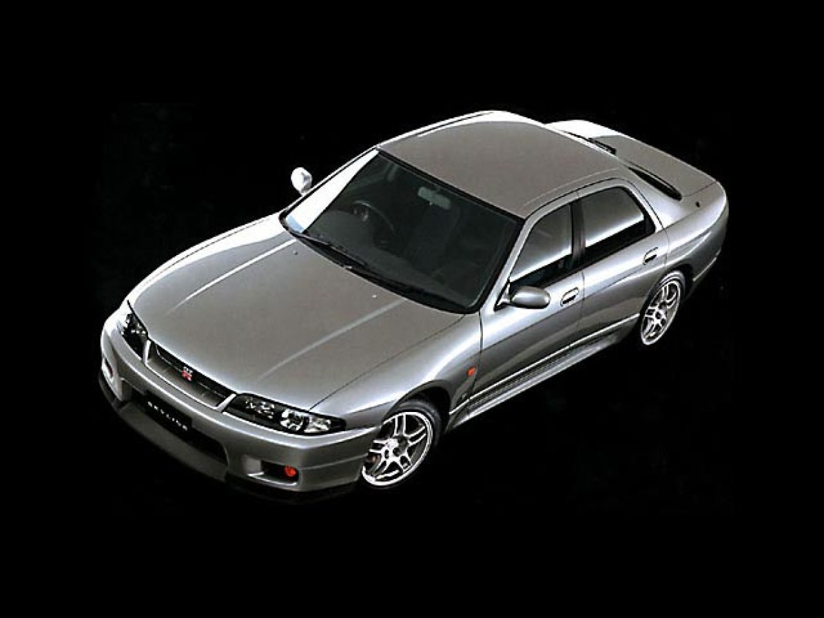 1998 Autech Skyline GT-R Sedan