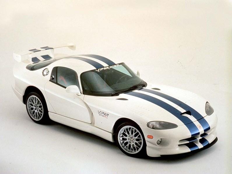 1998 Dodge Viper GT2
