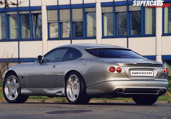 2001 Arden A-Type Lightweight