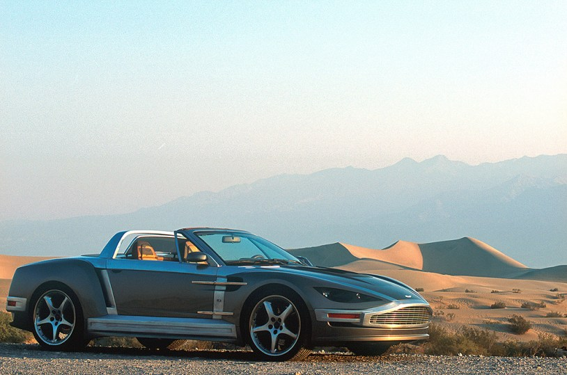2001 Aston Martin Twenty Twenty