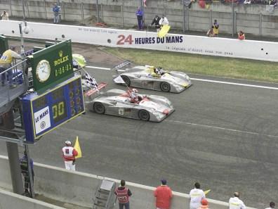 2001 Audi R8