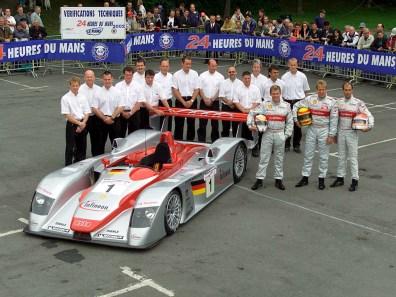 2002 Audi R8
