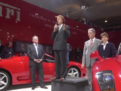 2002→2005 Ferrari Enzo